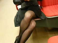 Voyeur, Stocking, Flashing