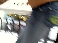 Voyeur, Milf, Jeans, Compilation