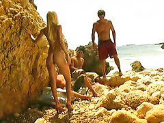 Beach, Orgy