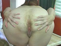 Mature, Hairy, Farting, Hairy mature