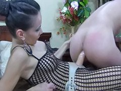 X clips, R clips, Strap-on femdom, Strap on couple, Milf strap on, Milf strap