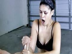 Sexy latina, Latina masturbation, Latin handjob, Handjob latina, Handjob cumblast, Get handjob