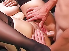 Titfuck lingerie, Titfuck facial, Really big tits, Pantyhose tits, Pantyhose facials, Pantyhose facial