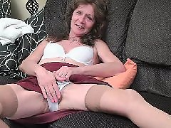 Mature, Hairy, Granny