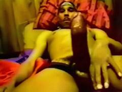 Vintage solo masturbation, Vintage gay, Vintage ebony solo, Vintage ebony, Vintage black, Vintage big cock