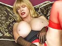 Plentiful, Patty, Patti, Stockings high heels solo, Stockings big tits solo, Stocking toy solo blond