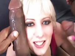 Suck cock interracial
