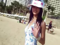 Beach, Shemale, Ladyboy