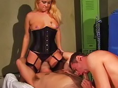 Sex bi, Pierced mature, Massage mature, Massage cock, Mature piercing, Mature pierced
