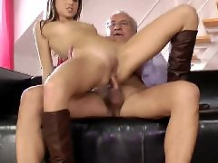 Young anal, Old man anal, Old man