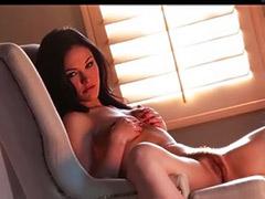 Tits rubbing, Tits rubbed, Tit rubbing solo, Rubbing tits, Solo hairy tits, Solo at home