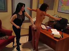 Lesbians office, Lesbian office spanking, Lesbian office, Lesbian hardly, Lesbian hard, Office spanking