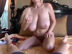 Busty, Mature, Big tits