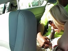 Sex the car, Milf car, Blonde car blowjob, Blonde milf slut, Barbi blowjob, Amateur car blowjob