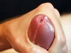 Up close solo, Up close masturbation, Up close cum, Wank cumshot, Wanking cumshot, Super wank
