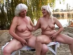 Granny lesbians, Lesbian granny, Granny lesbian