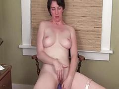 Sexy masturbation dildo, Dildo solo fuck, Fuck sexy girl