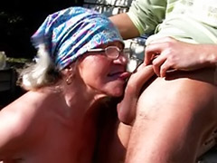 Hairy granny, Grannie cums, Outdoor hairy, Hairy outdoor masturbation, Hairy outdoor, Hairy ass masturbation