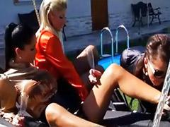 Threesome lesbian hot, Lesbians hot girl, Lesbian hot girls, Lesbian girls hot, All girl lesbian threesome