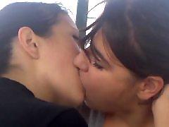 Lesbians kiss, Lesbians kissing, Lesbian kiss, Kissing lesbian, Kissings, Kissed