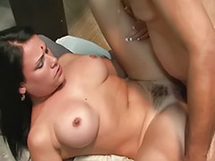 Indian sex, Creampie gangbang