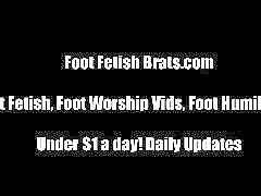 Foot, Bdsm