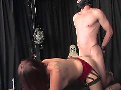 Talks, To the, To cum, Stockings slave, Stockings cum, Stockings brunette
