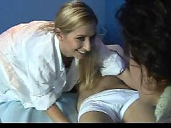 Nurse, Teen, Teen threesome