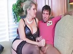 Milk handjob, Handjob milking, Handjob fetish, Fetish handjob, Bridget, Cougar masturbing