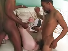 Threesome gangbang, Threesome femdom, Threesome anal interracial, Interracial threesome anal blonde, Interracial anal threesome, Interracial cuckold