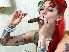 Vintage redhead, Vintage masturbating, Redhead smoking, Redhead masturbating, Scarlett, Smoking redhead