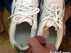 Pov lelu, Pov footjobs, Pov footjob, Pov cum, Sneakers, Sneaker