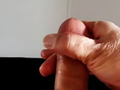 Male squirting, Male squirt, Solo male cum