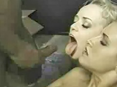 White fuck black, White black threesomes, White chick, White cock anal, Skinny white chick, Skinny threesome