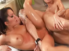 Threesome massage, Asian massage sex, Massage threesome