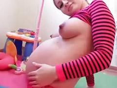 소녀 임신, 금발몸매, ㅇ임신한