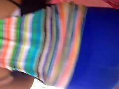 Upskirt flashing, Flashings, Flashes, Flash büs, Blue, A blue