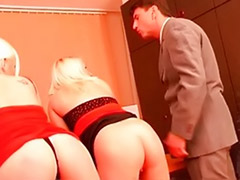Spanking two, Kinky threesome, Find