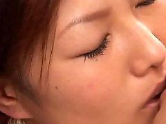 Japanese lesbian, Lesbian, Threesome, Japanese