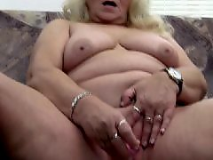 Masturbation granny, Mature herself, Mature blond, Loves big, Love masturbating, Love big