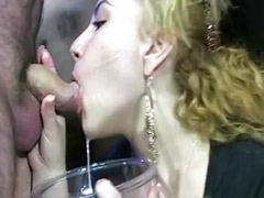 Swallow bukkake, Swallowing bukkake, Dirty slut, Dirty horny sluts, Dirty facial, Dirty gangbang