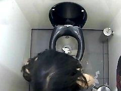 Hidden cam, Toilet