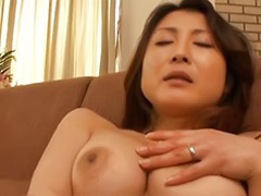 Japanese matures solo