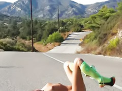 Teen outdoor solo, Roads, Road, Solo outdoor teen, Solo teens outdoors, Solo teen outdoor