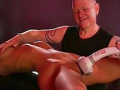 Masters, X master, Tit tortured, Tit spanking, Tit spank, Tortured tits