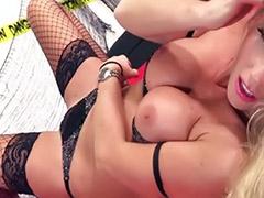 Tvدلع, Shebang, Blonde strap on lesbian, 조또tv, 윙크tv, 윙크 tv