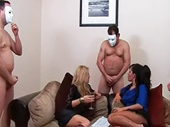 Two handjobs, Two handjob, Two amateur handjob, Two matures, Two mature, Party mature
