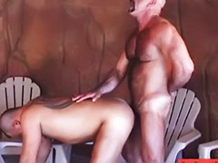 Raw gay, Raw, Pumped ass, Pump anal, Sex gay bear, Sex bear