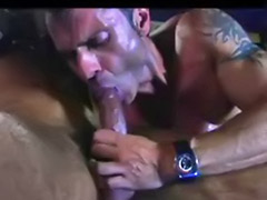 Trailer anal, Trailer, Night anal, Mature-gay, Mature group anal, Mature gay