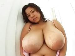 왕가슴일본여자, 일본 소녀거유, 괴물 동양인